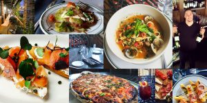 Il Primo Restaurant Photo Collage