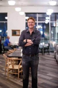 Nathan Lindley, restaurateur, concepted, opened, and runs three Chattanooga restaurants, all of which are staples in the local hospitality industry.