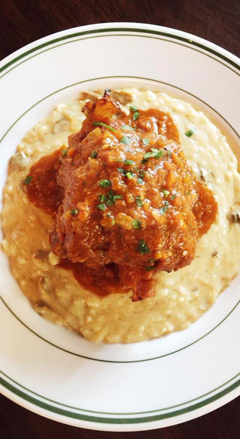 Chattanooga Italian restaurant